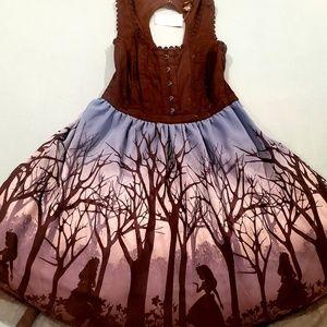 Disney - Alice in Wonderland Dress